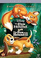 The fox and The Hund disney movie