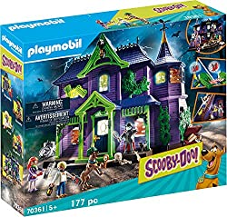 the mystery mansion playset