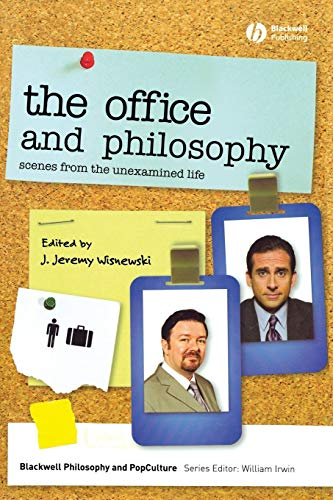 the office and philosophy book