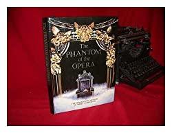 The Phantom of opera Pop up book