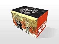 The walking dead comics box set