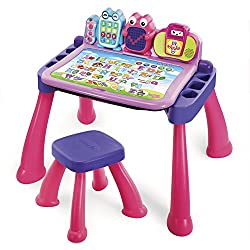 touch and learn desk