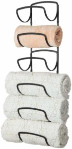 towel rack holder