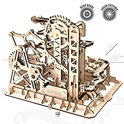 tower wooden craft 3D puzzle kit