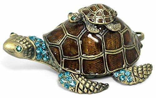 turtle shaped trinklet