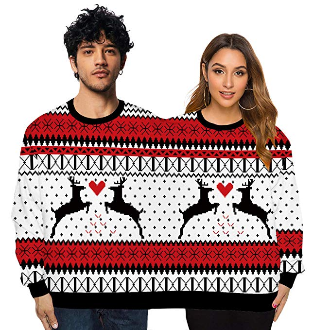 two person sweater