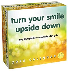 unspirational day to day calendar