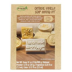 vanilla soap making kit