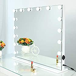 vanity mirror with light large