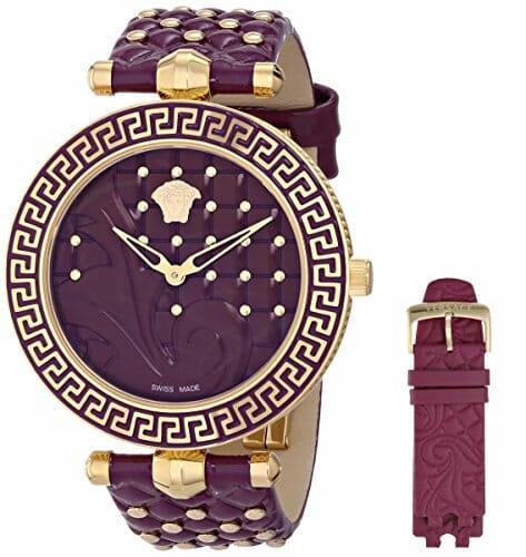 versache watch
