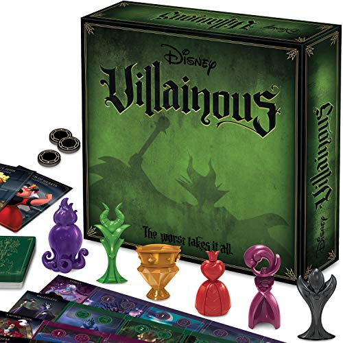 villainous strategy game