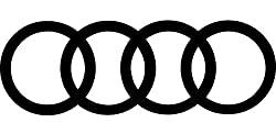 vinyl sticker decal audi rings