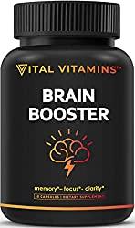 vital vitamins nootropics booster
