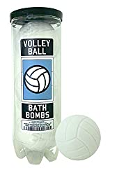 volleyball bath bombs