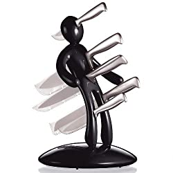 voodoo doll knife holder