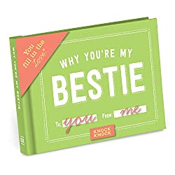 why you are my bestie book