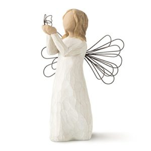 sculpted figurine angel