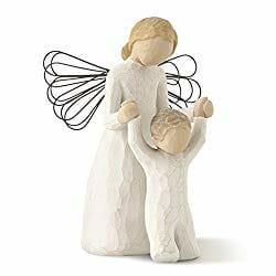 sculpted angels