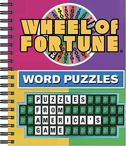 word puzzles book
