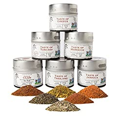 wolrd flavors seasoning collection