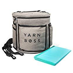 yarn boss yarn bag