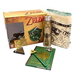 zelda 6 item collector box