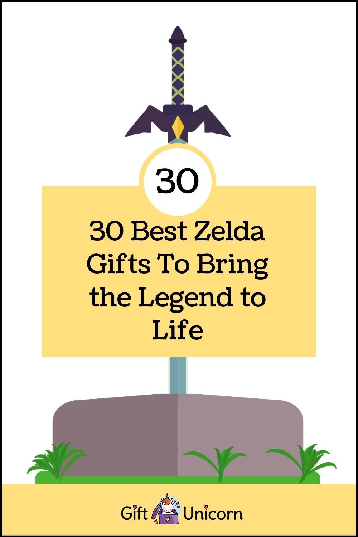 30 zelda gifts