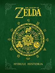 Zelda hyrule historia book