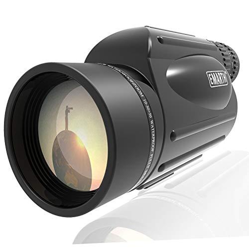 zoom monocular telescope